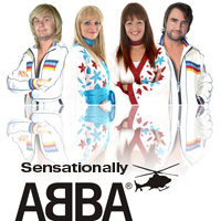 '.Sensationally ABBA.'
