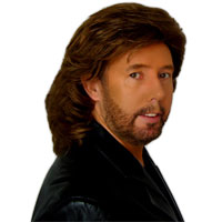 '.Barry Gibb - Bee Gees Tribute.'
