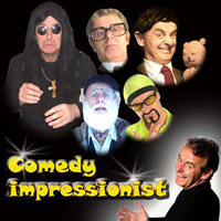 '.Comedy Impressionist.'