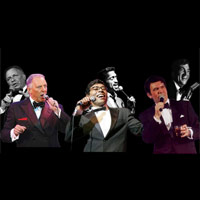 '.Rat Pack - Frank, Dean  and Sammy Tribute.'