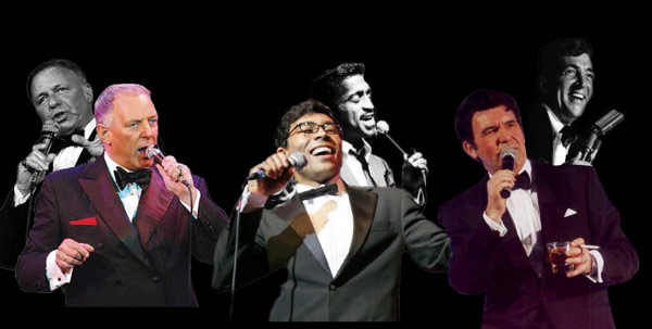 Rat Pack - Frank, Dean  and Sammy Tribute
