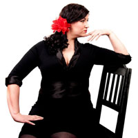 '.Sensationally Caro Emerald.'