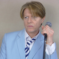 '.Almost Bowie - David Bowie Tribute.'