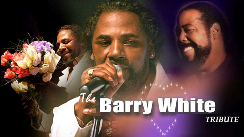Wonder of Barry White - Barry White Tribute