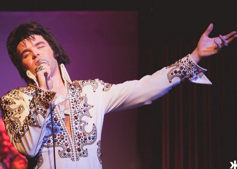 JD King - Elvis Presley Tribute