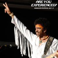 '.Jimi Hendrix Tribute.'
